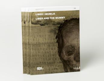 Predstavljanje knjige Liber i mumija