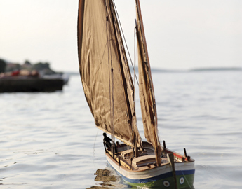 Traditional Boats of the Croatian Adriatic