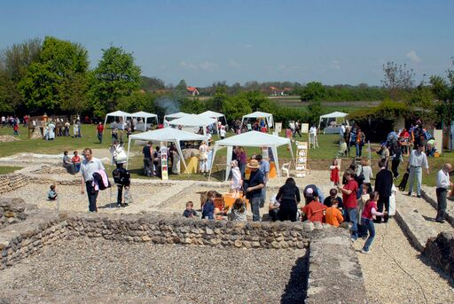 Group visits - The Archaeological Park
